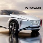 Futuristic Nissan IMx Concept Car - All Electric Crossover Vehicle