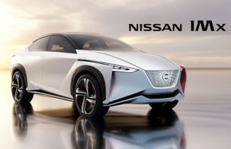 Futuristic Nissan IMx Concept Car – All Electric Crossover Vehicle
