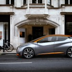 Nissan Sway Compact Hatchback Concept for European Market