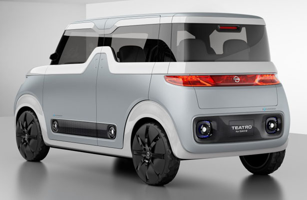 Nissan Teatro For Dayz Concept Car