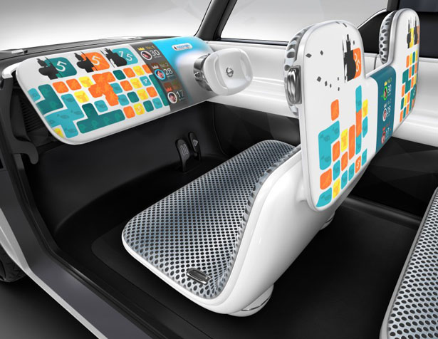 """Nissan Teatro For Dayz Concept Car for """"Share Natives"""" Generation"""