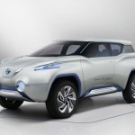 Nissan TeRRA SUV Concept Eco Vehicle with Modern Toughness
