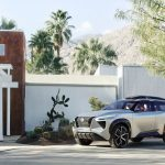 Futuristic Nissan XMotion Concept Car Fuses Japanese Culture with American Craftmanship and Nissan Intelligent Mobility Technology