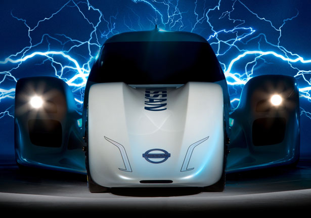 Nissan ZEOD RC : World's Fastest Electric Racing Car Yet