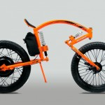 Nisttarkya Electric Concept Bike by Santhosh