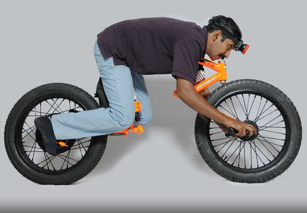 Nisttarkya Electric Concept Bike By Santhosh Tuvie