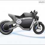 Nirvash Electric Motorbike Was Inspired by Street Fighters and American Muscle Cars of The 60s