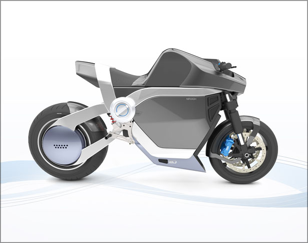 Nivach Electric Motorbike by Olegs Zabelins and Pavels Sevcenko