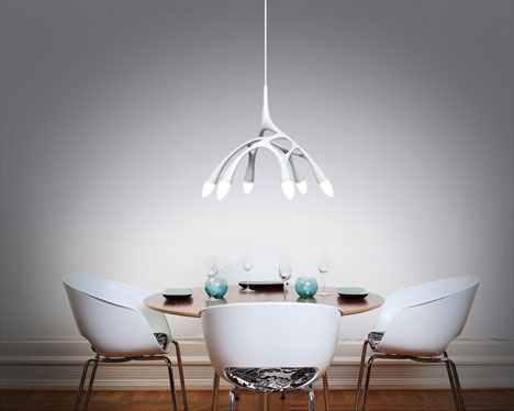 NLC Pendant Light by Constantin Wortmann