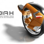 Noah, High Performance Personal Vehicle