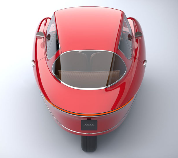 Nobe Electric Car