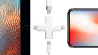 NODE: Lightning Multi-Charger for Apple Devices