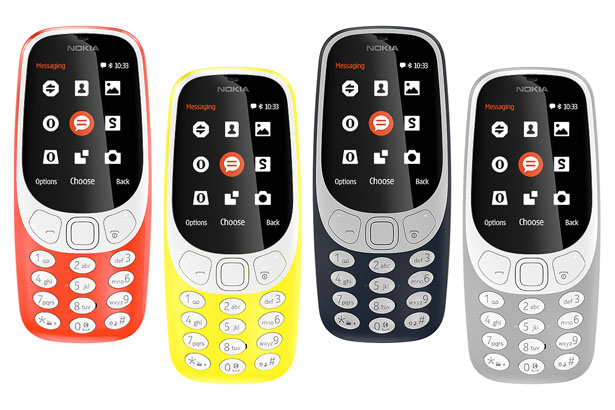 Nokia 3310 Cell Phone Is Back