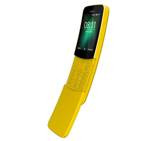 Nokia 8110 : The Banana Phone is Back!