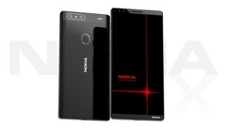 Nokia X Smartphone – Design Concept Proposal for Nokia by Mladen Milic