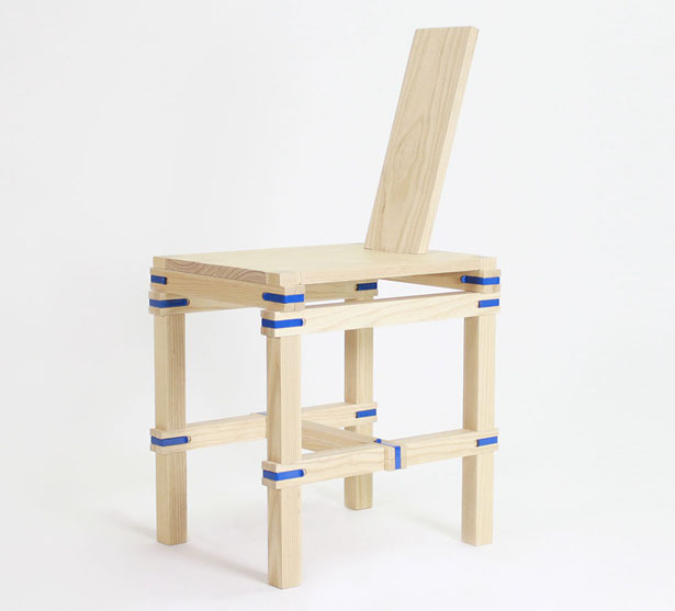 Nomadic Chair by Jorge Penadés