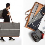 Nomadic Linko Modular System Folds Flat for Easy Storage or Transport