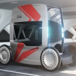 Nomic Autonomous Vehicle: Check in And Enjoy The Ride!