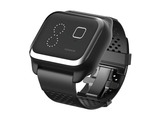 NONNOS is a concept smart insulin watch by Inno-Partners and TINIKO