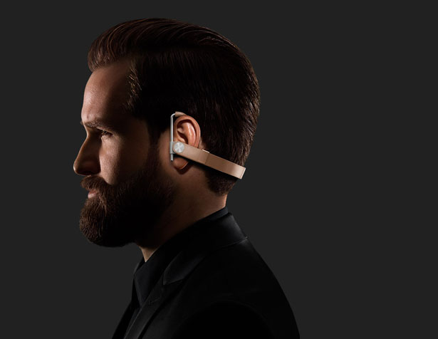 Normal Suit Headphones - Flexible Headphones