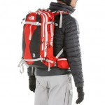 North Face Patrol 24 ABS Avalanche Airbag Pack Increases Your Survival Rate in An Avalanche