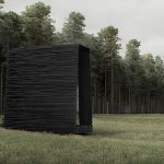 North / South Micro Cabin by Predrag Vujanovic