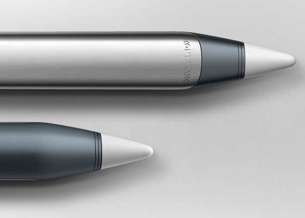 Note Digital Pencil Design Study Proposal for Montblanc Project by Jean-François Bozec