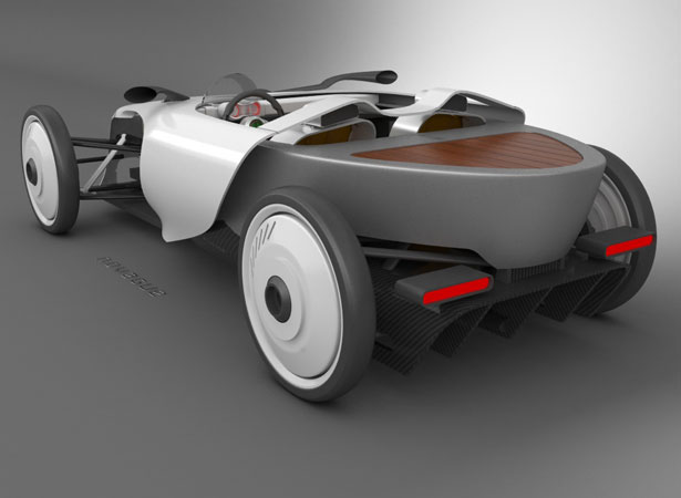 Novague Eco Car Concept