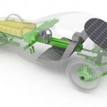 Novague Eco Car Concept Is Inspired by Vintage Laurin & Klement Cars
