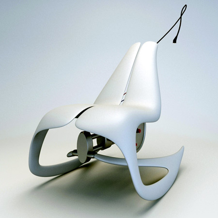 novague rocking chair