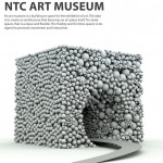 New Taipei Art Museum Design Proposal by James Law Cybertecture