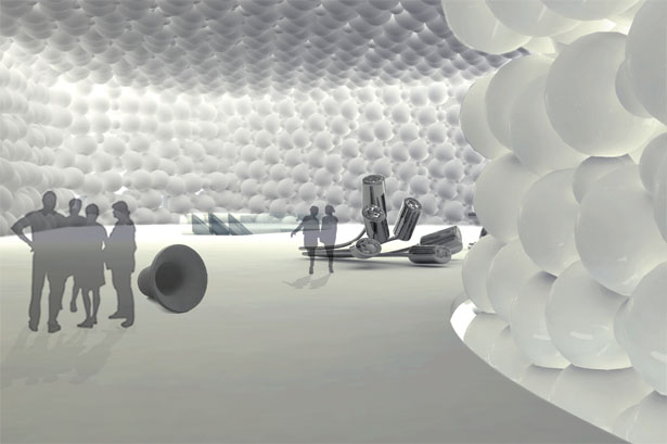 New Taipei Art Museum by James Law Cybertecture