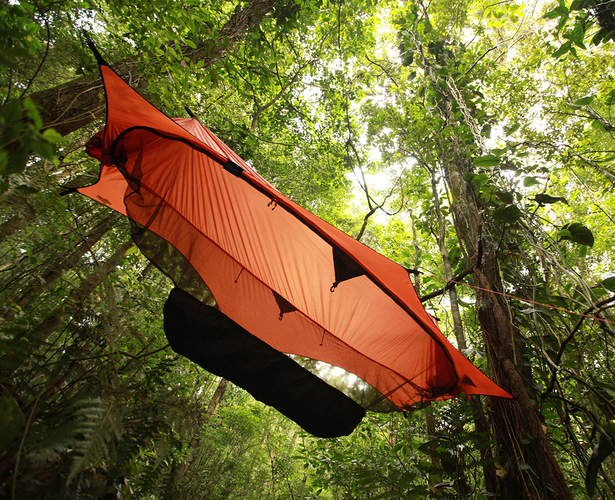 Nube 2.0 Hammock Shelter by Sierra Madre Research