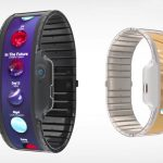 Futuristic Nubia Alpha Wearable Smartphone on Your Wrist