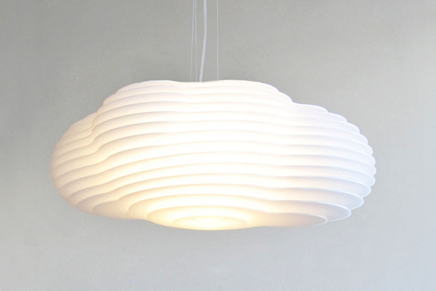 Nuvol Lamp by Kutarq Studio