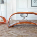 Nuvska Table & Drawer Unit by Nuvist Architecture and Design