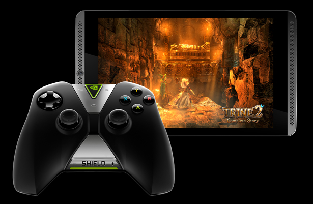 NIVIDIA Shield Tablet and Shield Wireless Controller