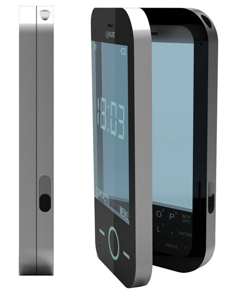 nVue Mobile Phone