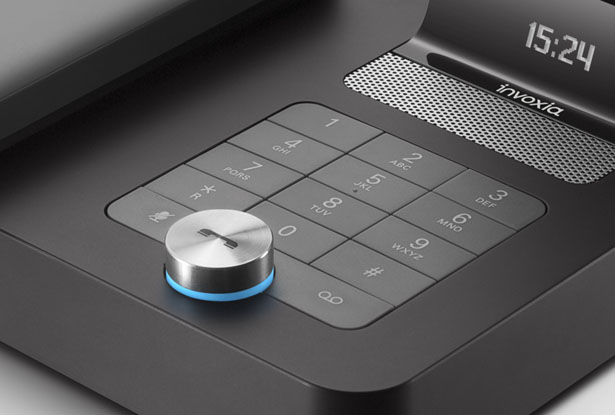 NVX 200 Turns Your Cell Phone Into a Desk Phone