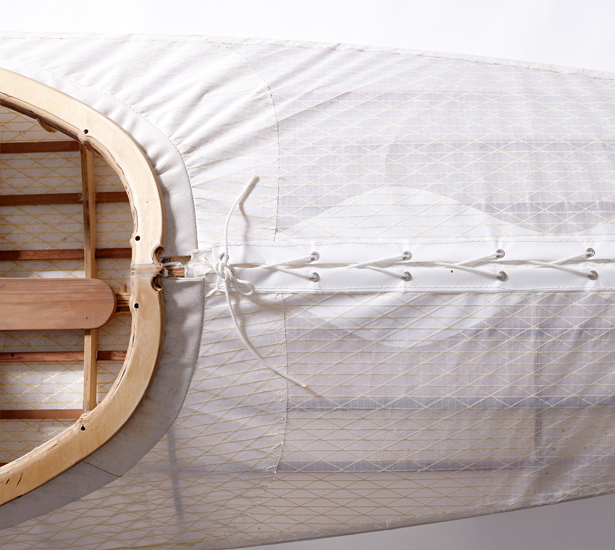 O Six Hundred Kayak by Ben Cooper and Andrew Simpson