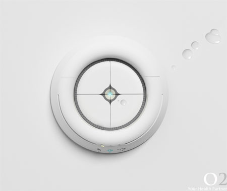 o2 air purifier
