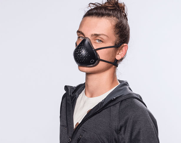 O2 Curve Mask Promises Better Seal and More Breathability
