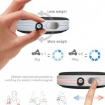 Futuristic Wearable O2 Magnetic Dumbbell