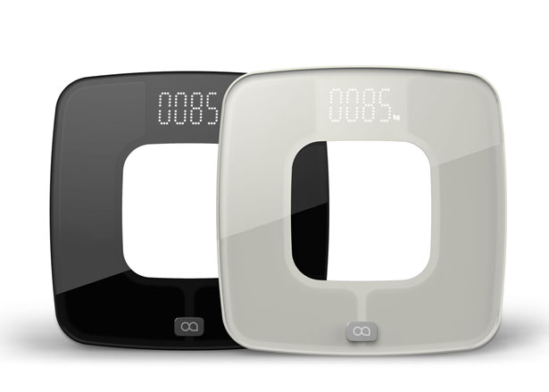 OAXIS Glo Bluetooth Smart Body Analyzer