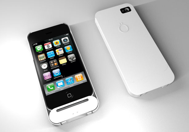 O Case : iPhone Case by Loyto Esineiden