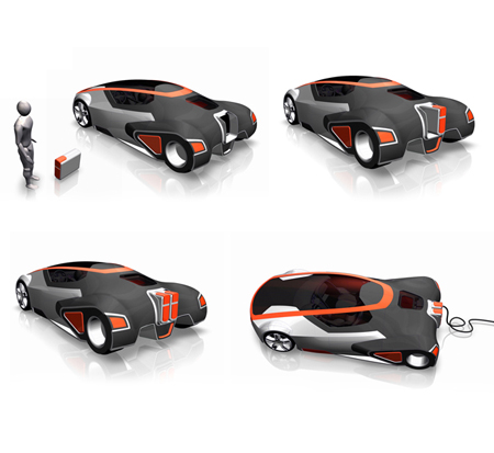 oce electric car