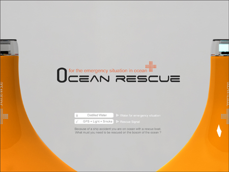 Ocean Rescue : Emergency Support When You Are Lost in The Ocean