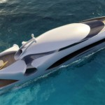Luxury Oculus Yacht Design by Schopfer Yachts