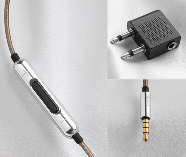ODS-1 Odyssee In-Ear Headphones by Aedle