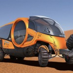 OEX_B Vehicle Brings Stunning Overland Expedition for Future Travelers